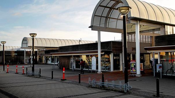 Vinduespudsning i Dianalund Centret - Få den et tilbud på en dygtig vinduespudser
